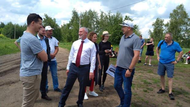 Жители Липецка пожаловались депутату Журавлеву на отсутствие информации о прививках