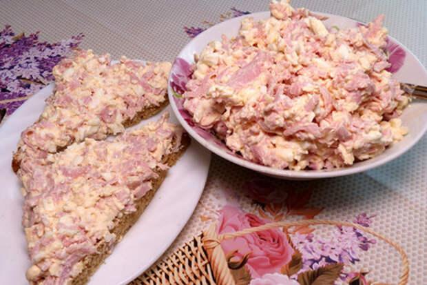 Фото к рецепту: Намазка на бутерброды
