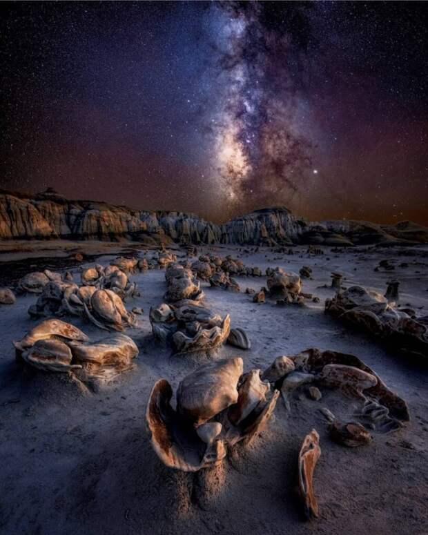 25 завораживающих снимков Млечного пути