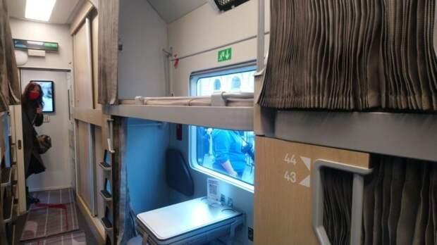Пассажир поезда Рахов — Киев скончался после падения с верхней полки