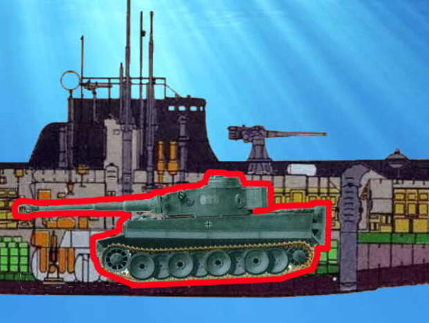 Что стало с танком Тигр, который купили японцы в 1943 году? (2021)