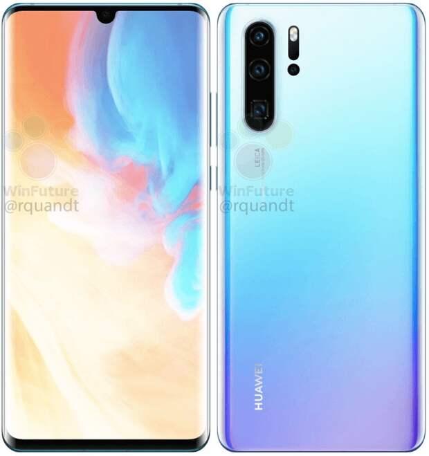 Huawei P30 и P30 Pro не будут доступными аппаратами — цена начнётся с $850