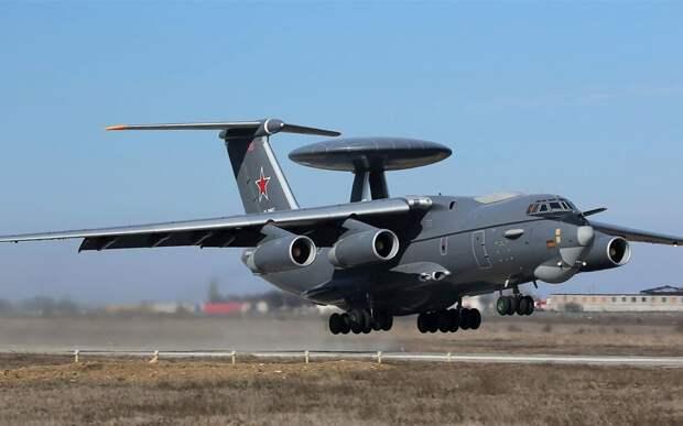 А-100 — новейший самолет дальнего радиолокационного обнаружения