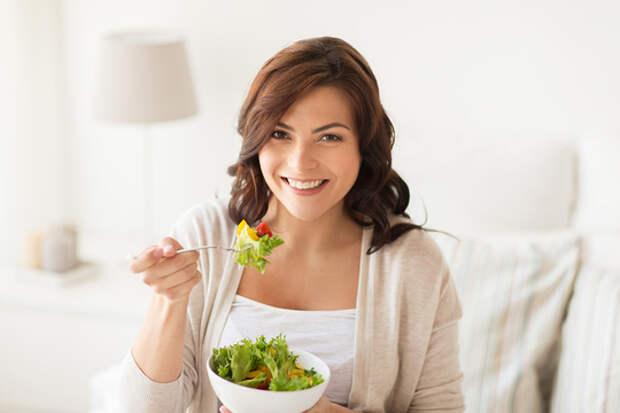 Не забывайте тщательно пережевывать пищу