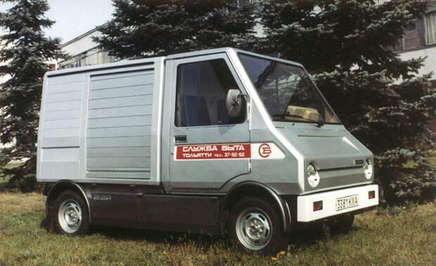 3. ВАЗ-2702 «Пони» авто, история, ссср, факты