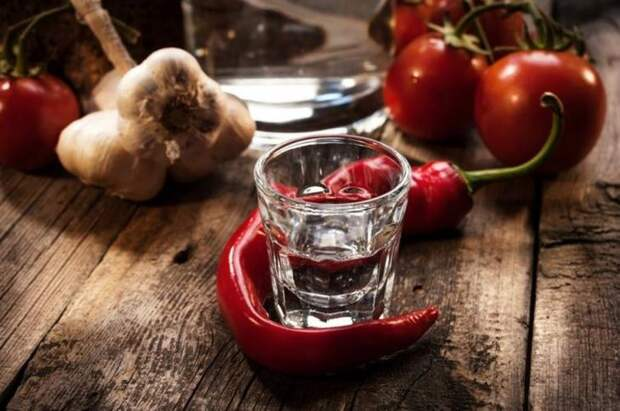 как использовать водку не по назначению, идеи использования водки