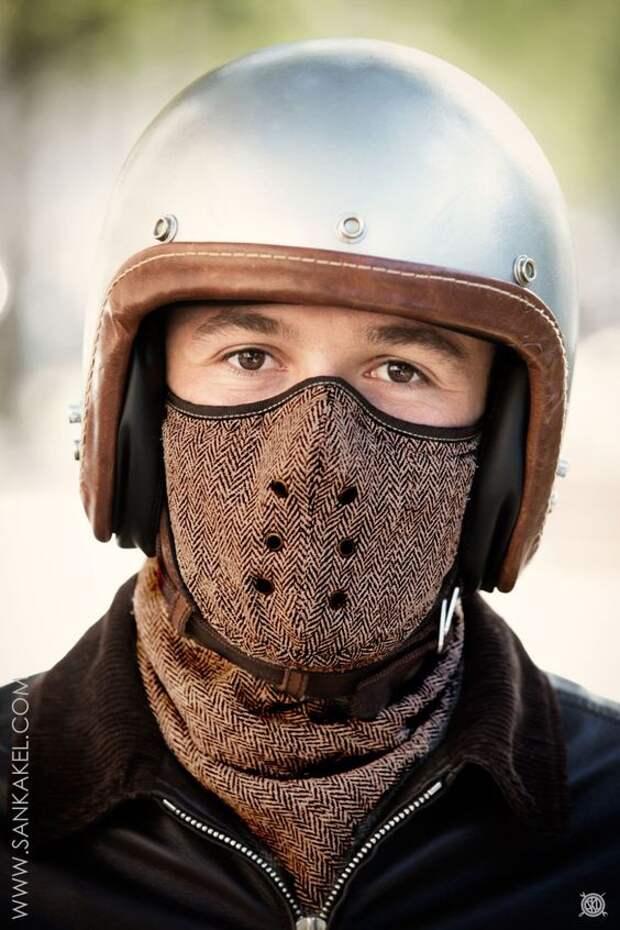 маска от коронавируса своими руками