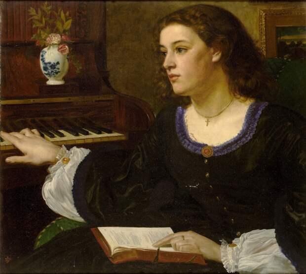 Английский художник Эдвард Джон Пойнтер (Edward John Poynter) 1836 — 1919