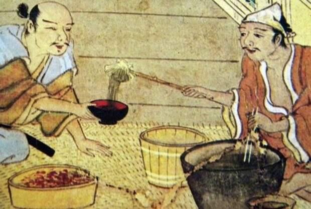 Мясо в Японии было запрещено императорским указом.
