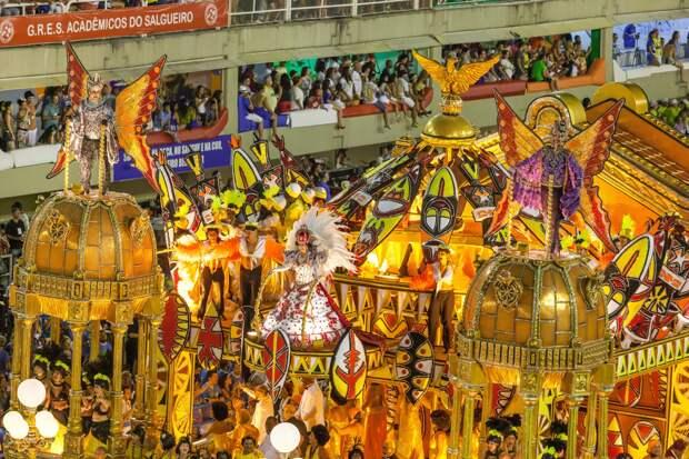 В Рио-де-Жанейро отменили пробный мини-карнавал
