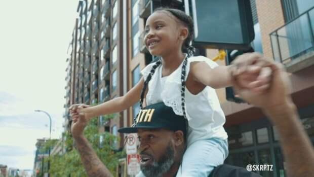Дочь Флойда радуется что её отец изменил мир