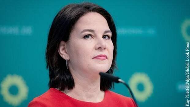 Над отношениями Москвы и Берлина нависла «зеленая угроза» парламентской коалиции