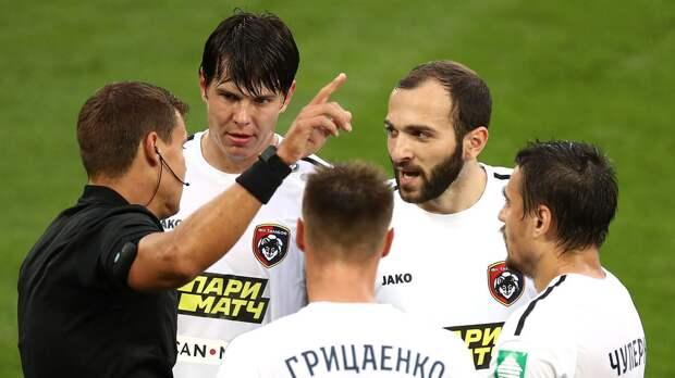 Нападающий «Тамбова» Костюков: «У нас не остается другого выбора, кроме как бойкотировать игру со «Спартаком»