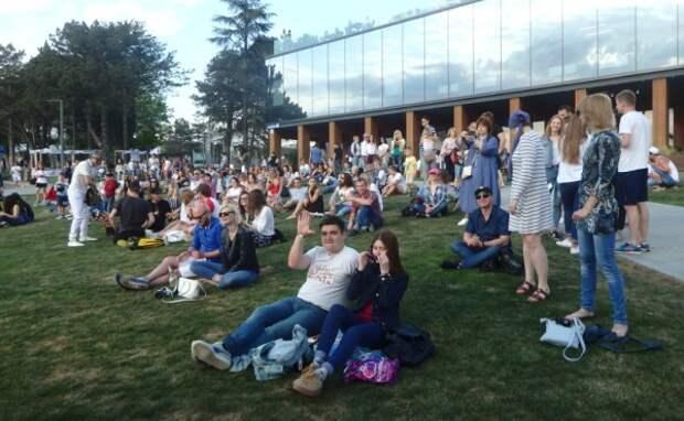 Впервые в Крыму: гастрономический фестиваль «О, да! Еда!» (ВИДЕОРЕПОРТАЖ)