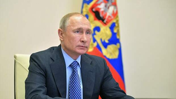 Путин обсудит с губернаторами ситуацию с коронавирусом