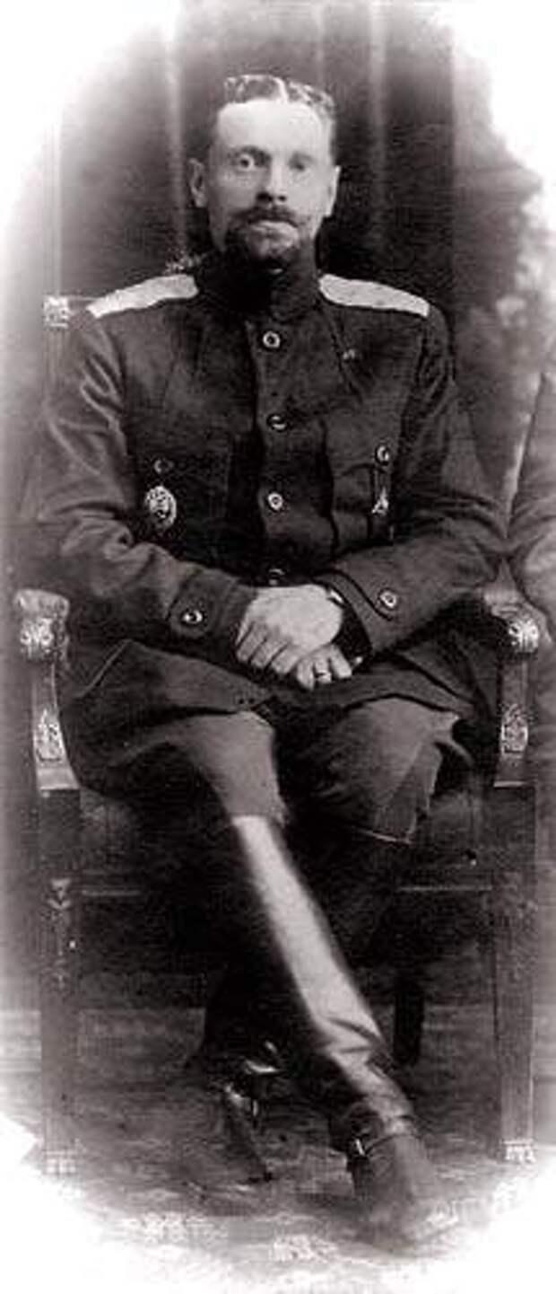 Забытые имена: Владимир Каппель