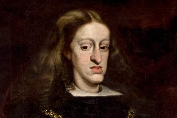 Карл II Габсбург, портрет