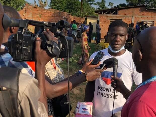 «Жест огромного значения»: жители ЦАР поблагодарили бизнесмена Пригожина за гумпомощь