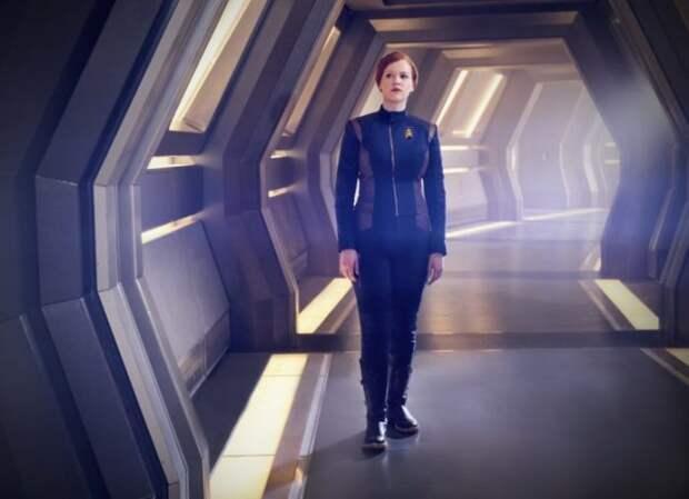 Кадр из сериала:Звёздный Путь: Дискавери. \ Фото: video.stfw.ru.