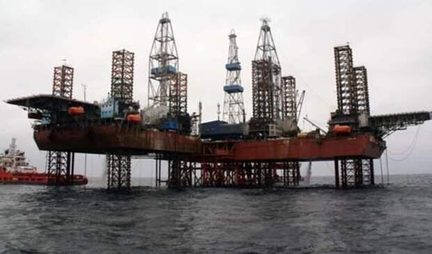 Добыча газа изметановых гейзеров нашельфе возле Крыма начнется в2024 году