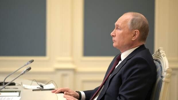 Путин продлил срок службы полпреда в Северо-Кавказском федеральном округе