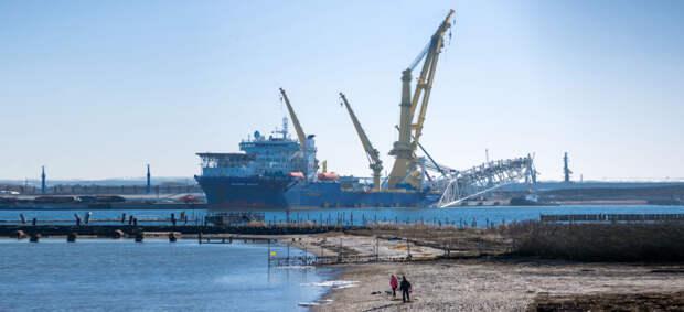 Байден откажется от санкций против оператора «Северного потока-2» — Axios