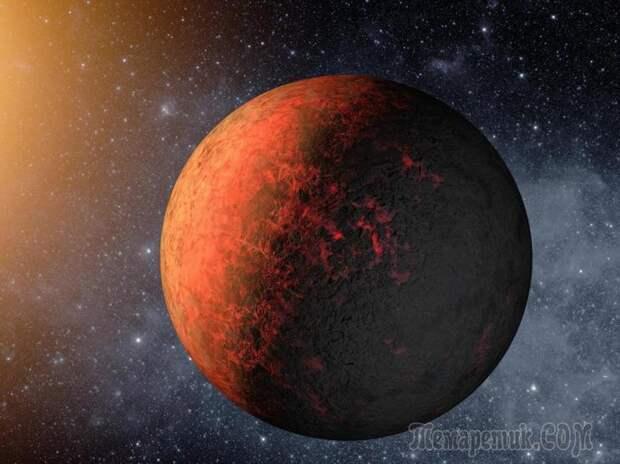 Примечательные факты о Марсе