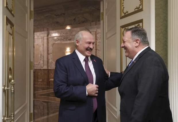 «Постсоветское» турне Помпео: между Россией, импичментом, Китаем и Афганистаном
