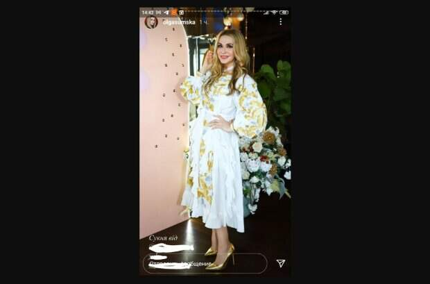 Ольга Сумская хвастнула продолжением своей пышной свадьбы в компании известной украинки: фото