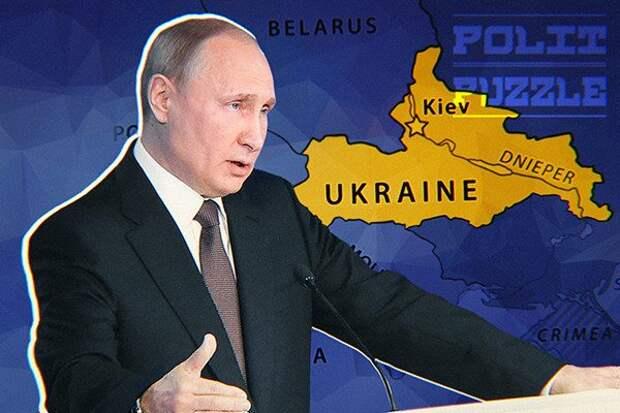 «Третий сектор» расшифровал «красные линии» для Украины и Байдена в интервью Путина