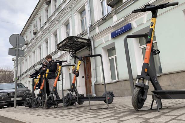 Свыше 180 ДТП с участием электросамокатов зарегистрировали в России за полгода