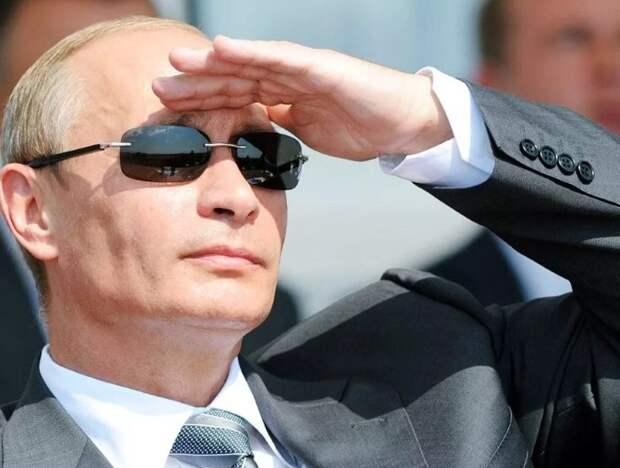 Путин: бабки-то где, извините за моветон? Денежки где? В заграничных банках