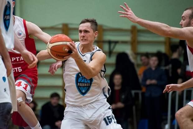 Баскетболиста из Ижевска вызвали в сборную России