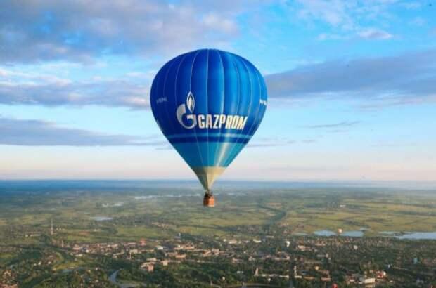 """Чистая прибыль """"Газпрома"""" по МСФО в 1 квартале составила 447,263 млрд рублей"""