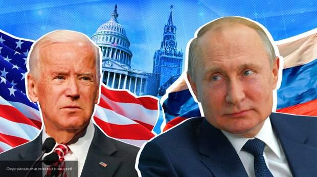 Баранец указал на несамостоятельность Байдена на встрече с Путиным