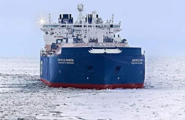 США рвутся в Арктику и к Севморпути, откуда их несколько лет назад вытеснила Россия