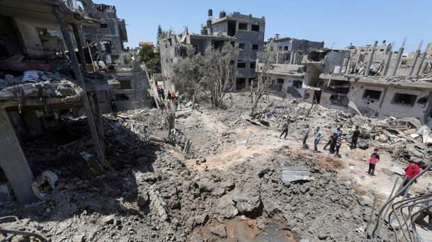 Египет направил машины скорой помощи для перевозки раненых из Газы