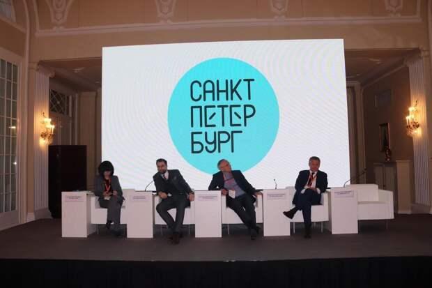 Новый логотип Петербурга за 7 млн вызвал вопросы у пользователей сети