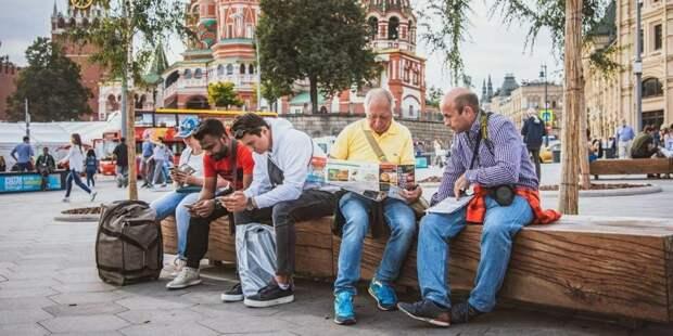 Депутат МГД Бускин: Мультимедийный портал «Узнай Москву» способствует развитию туризма
