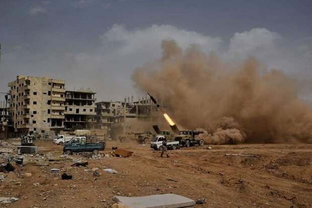 Террористы 13 раз обстреляли Идлибскую зону деэскалации в Сирии