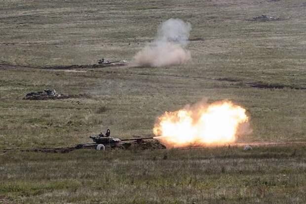 Жителей Воронежа испугали звуки взрывов истрельбы