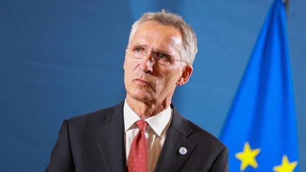 В НАТО выступили за сохранение санкций против России
