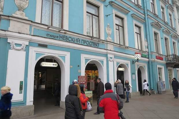 Почему в Сибири выход из метро делали в жилых домах? (ФОТО)