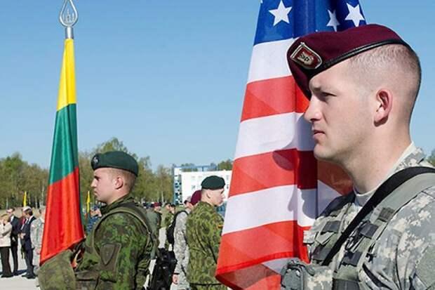 Госсекретарь США похвалил Литву за позицию по Белоруссии
