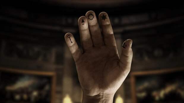 «Утраченный символ» раскрывает первое дело Роберта Лэнгдона