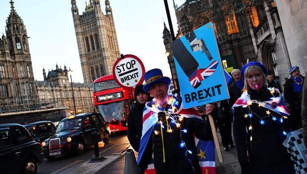 Мэй попросила ЕС отложить Brexit
