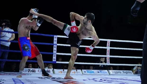 Открытый турнир по тайскому боксу пройдет в Подольске 29 февраля