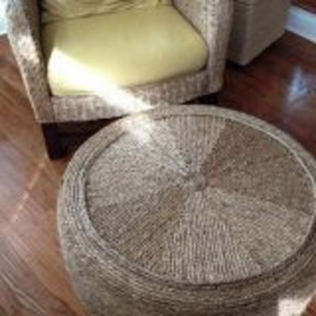 Мебель из шин своими руками