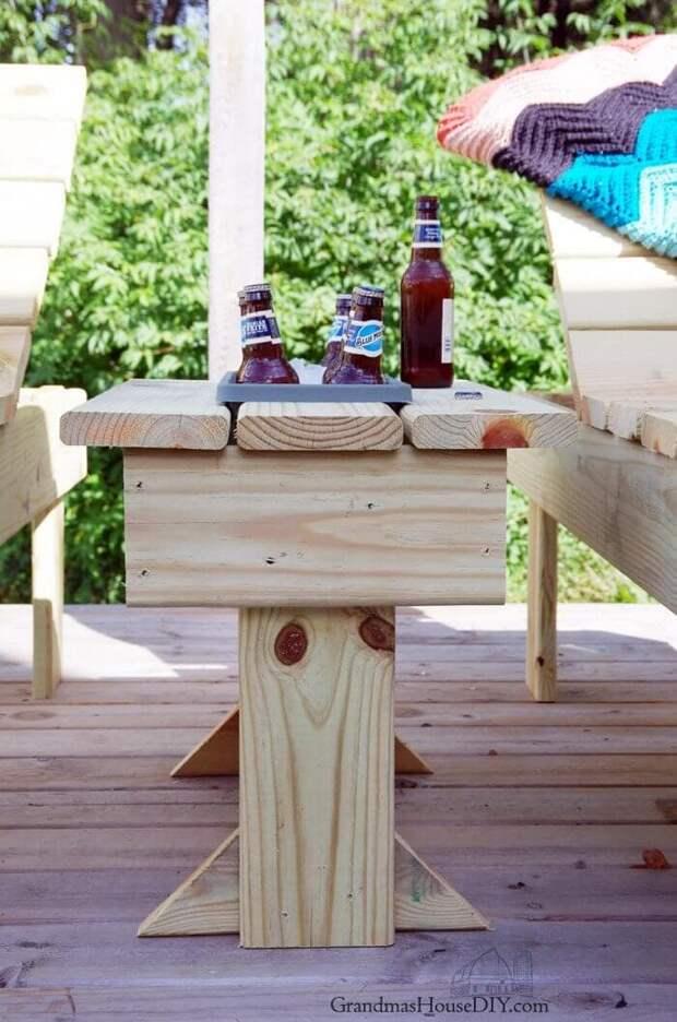 Лучшие проекты из дерева для благоустройства вашего сада