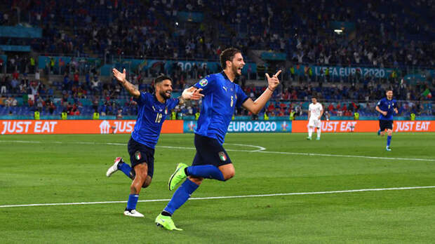 Италия обыграла Швейцарию и первой вышла в плей-офф футбольного Евро-2020